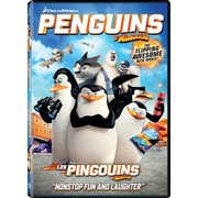 Les Pingouins de Madagascar (anglais)