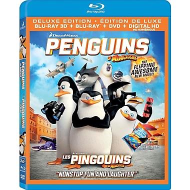 Les Pingouins de Madagascar (Blu-Ray 3D) (anglais)