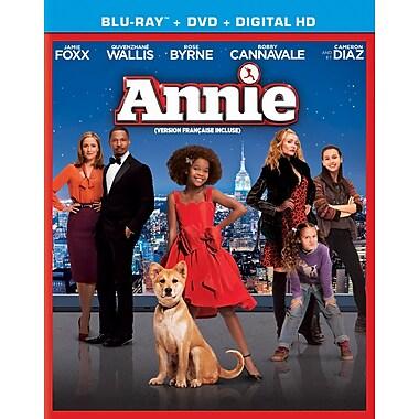 Annie (2014) (Blu-Ray/DVD) (anglais)