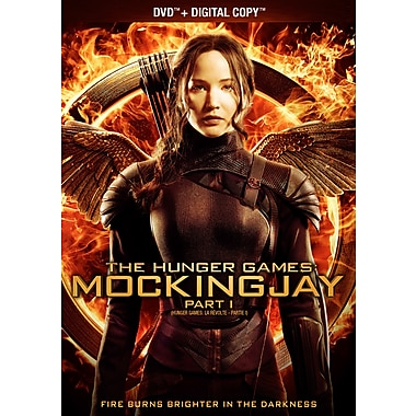 The Hunger Games: Mockingjay Part 1 (DVD) (anglais)