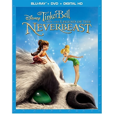Tinker Bell and the Legend of the Neverbeast (Blu-Ray/DVD)