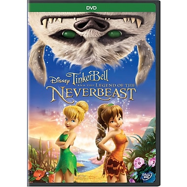 Tinker Bell and the Legend of the Neverbeast (DVD) (anglais)