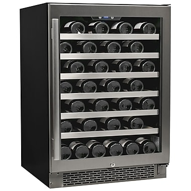Avallon AWC540SZ 23.5 inch 6 Sections Wine Cooler, 54 Bottles