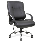 OfficeSource Big-N-Tall Series Leather Executive Chair