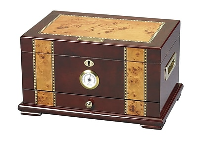Quality Importers Solana Humidor WYF078277687216