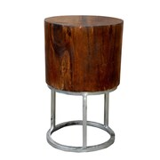 Foreign Affairs Home Decor Sanders Table / Stool