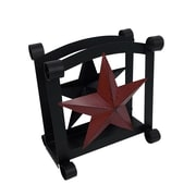 Craft Outlet Star Napkin Holder
