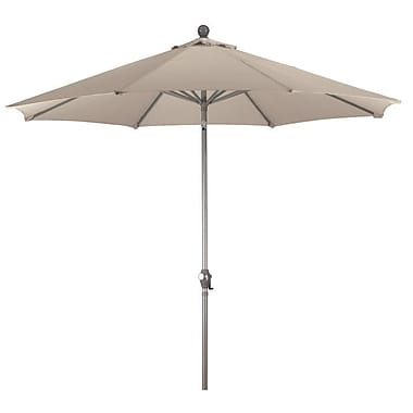 Buyers Choice Phat Tommy Outdoor Oasis 9' Market Umbrella; Champagne