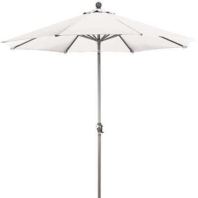 Buyers Choice Phat Tommy Outdoor Oasis 9' Market Umbrella; White