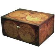 Quality Importers Old World Humidor