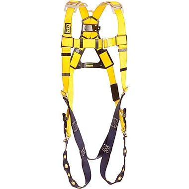 DBI Sala Delta™ Harnesses, Retrieval Vest Style with Back and Shoulder D-Rings, Universal