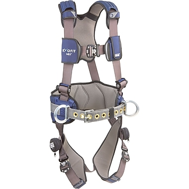 DBI Sala Exofit™ Nex Harnesses with Back/Side D-Rings, X-Large