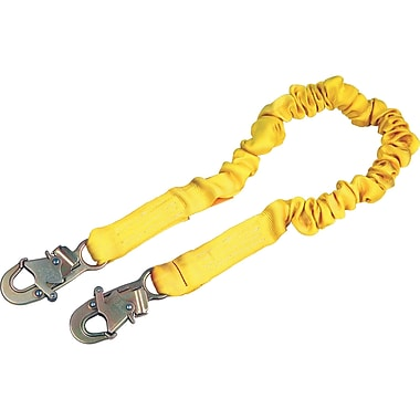 DBI Sala Shockwave™ 2 Lanyards with Snap Hook, 1 Leg