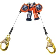 DBI Sala Nano-Lok Edge Self-Retracting Lifelines with Rebar Hook, 2 Legs