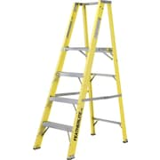 Featherlite Industrial Heavy-Duty Fibreglass Platform Stepladders (6500 Series)