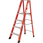 Featherlite Industrial Extra Heavy-Duty Fibreglass Platform Stepladder (6500 AA Series)