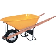 "Garant True Temper™ Heavy-Duty Wheelbarrow, 62-3/4"" x 27"" x 271/4"""