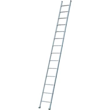 Featherlite Industrial Heavy-Duty Aluminum Extension/Straight Ladders (3100D SERIES), 12'