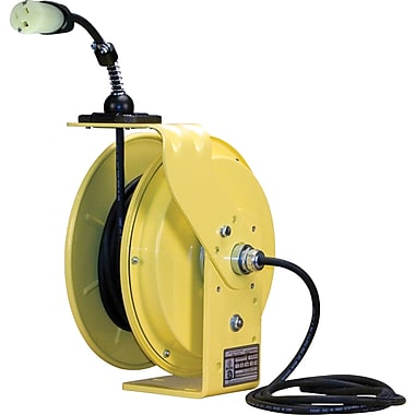 Lind Equipment LE9000 Series Heavy-Duty Cord Reels, Quad-Box
