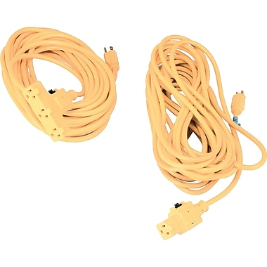 Lind Equipment The Pro-tec-tor™ 12-Gauge Circuit Breaker Extension Cord, 25'