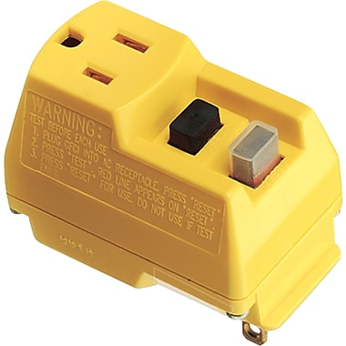 Lind Equipment GFCI Outlet Adaptors w/Surge Protection