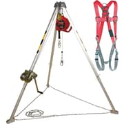 Protecta Pro™ Confined Space Systems with Class A Harness and Pass-Thru Buckles