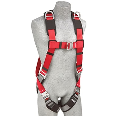 Protecta PRO™ HARNESSES with Back/Shoulder D-Rings and Quick Connect Leg Connections