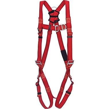 Protecta ProMD – Harnais de soudeur avec anneaux arrière/côtés/épaules en forme de D et sangles de jambe