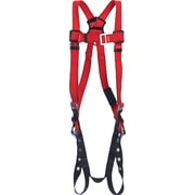 Protecta Pro™ Welders Harnesses with Back D-Rings and Tongue-Buckle Leg Connections