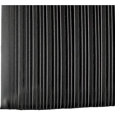 Wearwell Tuf Sponge No. 451 Matting, 4' x 60', Black
