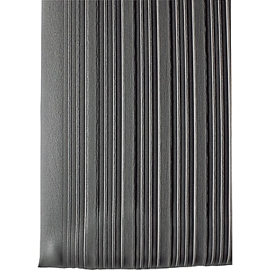 Wearwell Tuf Sponge No. 451 Matting, 3' x 5', Grey