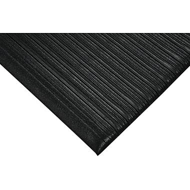 Wearwell – Tapis Tuf Sponge nº 452, 3 pi x 5 pi, noir