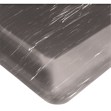 Wearwell Tile-Top AM No. 420, 3' x 5', Grey