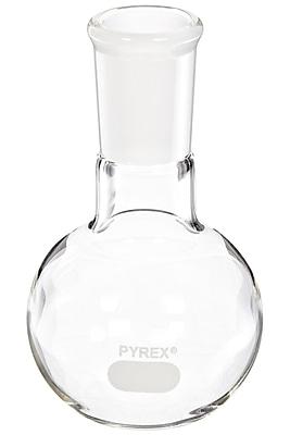 Pyrex Boiling Flask, 125ml