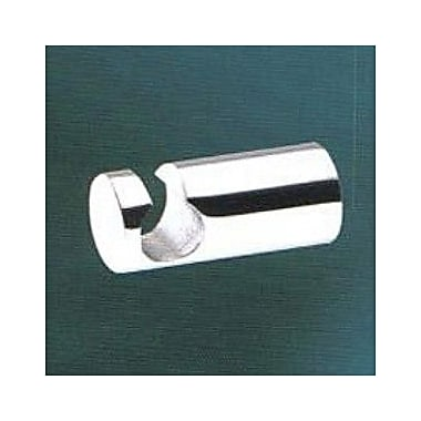 Empire Industries Tempo Wall Mounted Slotted Hook; Satin