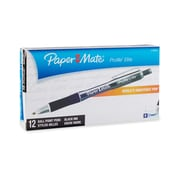 Paper Mate® Profile® Elite Pens, 1.4 mm, Black Ink, 12/pk (1776372)