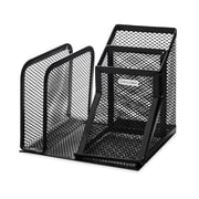 Rolodex® Expressions Black Wire Mesh Desk Collection