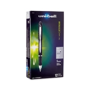 uni-ball® Jetstream Rollerball Pen, Bold Point, Black, 12/pk (33921)