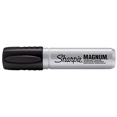 Sharpie® Magnum® Chisel Tip Permanent Marker, Black (44101)