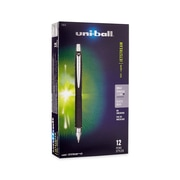 uni-ball® Jetstream RT Retractable Rollerball Pen, Bold Point, 1.0 mm, Black, 12/pk (73832)