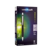 uni-ball® Jetstream RT Retractable Rollerball Pen, Bold Point, 1.0 mm, Black, 12/pk (73832)