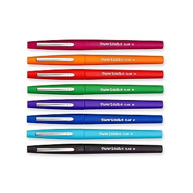 Paper Mate® Flair® Felt-Tip Pens, Medium Point, Assorted, 8/pk (89061)