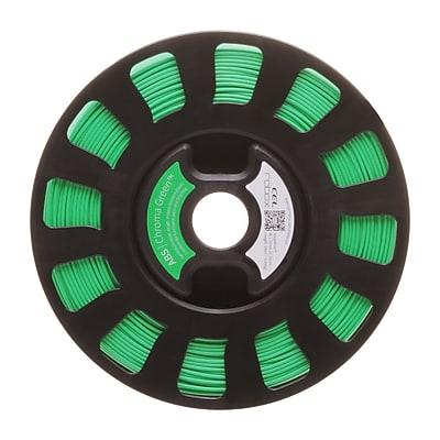 Robox® SmartReel ABS 3D Printer Filament, 240m, 0.85kg, Chroma Green (RBX-ABS-GR499)