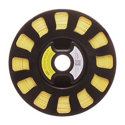 Robox® SmartReel ABS Filament, Mellow Yellow