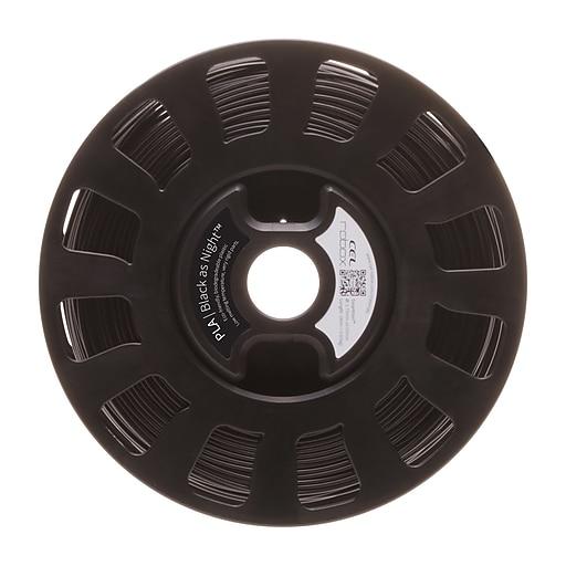 Robox® SmartReel PLA 3D Printer Filament, Black (RBX-PLA-BL092) (RBX-PLA-BL092)