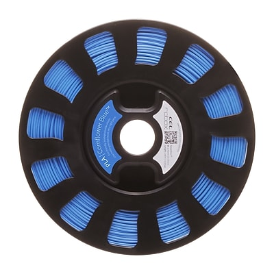 Robox® SmartReel 1.75 mm PLA 3D Printer Filament, Cornflower Blue, 240 m, 700 g (RBX-PLA-BL823)