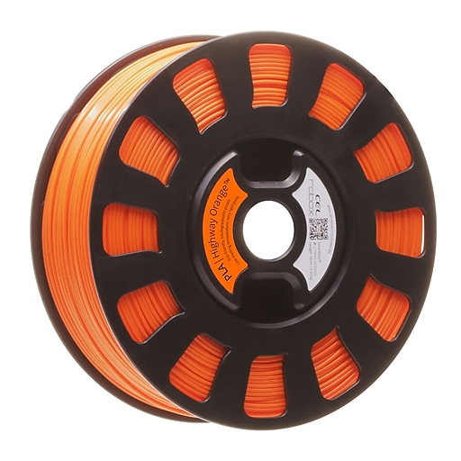 Robox® SmartReel PLA Filament, Highway Orange