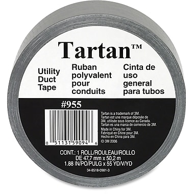Tartan Utility Duct Tape, 1.89