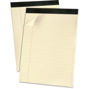 TOPS Gold Fibre College-ruled Ivory Pads, 70 Sheets/Pad