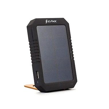 I/O Magic – Pile de charge USB et solaire, 4000 mAh